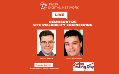 Join us at The Swiss Testing Day & DevOps Fusion