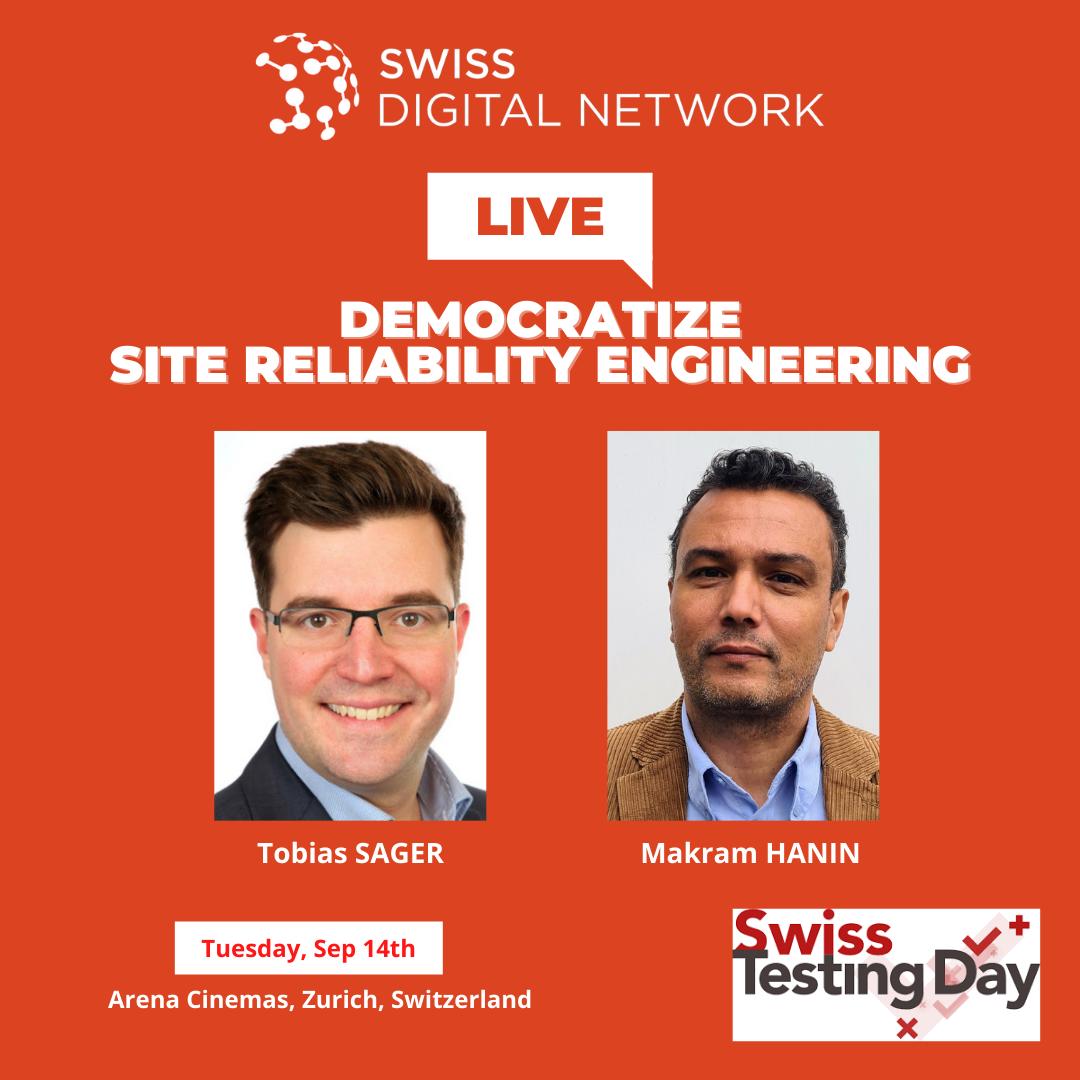 SDN at Swiss Testing Day DevOps Fusion v2
